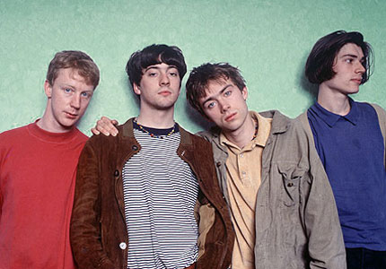 Blur biography discography music news on 100 xr the for Early 90s house music