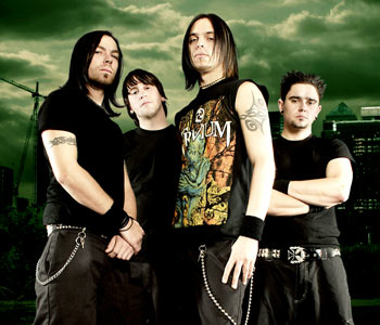 Bullet For My Valentine Band 2006 ...