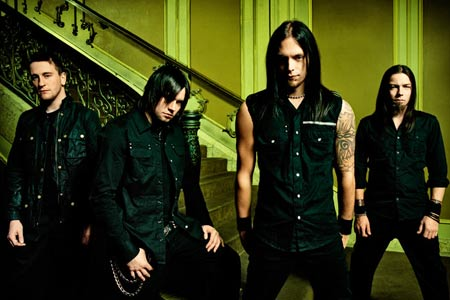 Group Shot 2006; Bullet For My Valentine Band ...