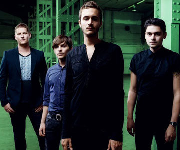 Editors Biography, Discography, Music News on 100 XR - The