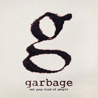 garbage discography on 100 xr the nets 1 rock station