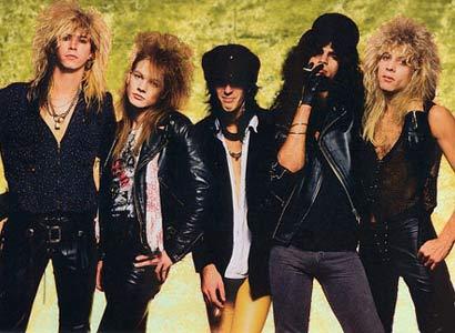 guns n roses new band