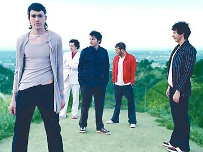 Ima Robot Band Ima Robot Band Lineup 2003