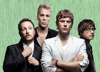 Matchbox Twenty Biography, Discography, Music News on 100 ...