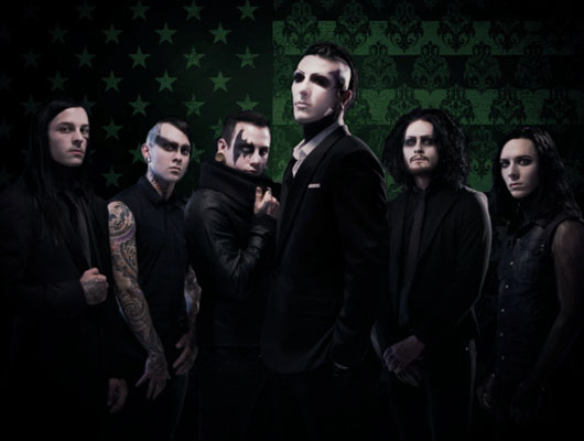 motionless in white biography discography music news on