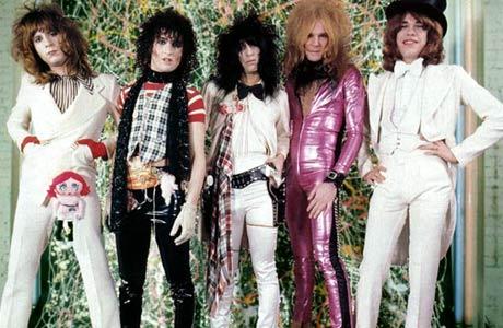New york dolls band 1973