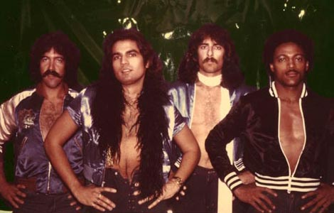 Sabu Rock Me Slowly - For Lovers Only