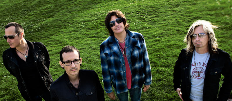 Stone Temple Pilots Biography, Discography, Music News on 100 XR ...