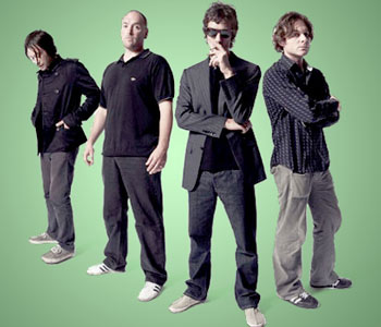 The Verve Biography, Discography, Music News on 100 XR - The Net's